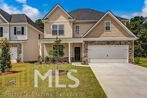 317 Coconut Dr, Bloomingdale, GA 31302 (MLS #8536222) :: Bonds Realty Group Keller Williams Realty - Atlanta Partners