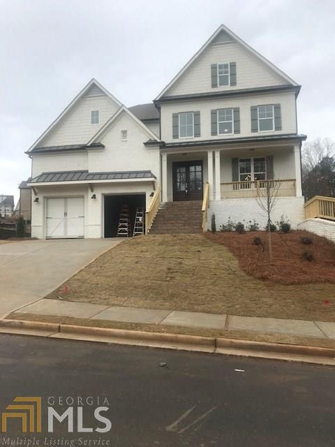 4710 E Golden Wood Ct #33, Cumming, GA 30040 (MLS #8540688) :: Buffington Real Estate Group