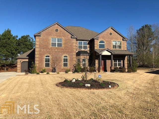 1408 Rainey Way, Hampton, GA 30228 (MLS #8541483) :: Buffington Real Estate Group
