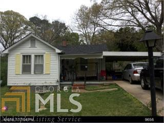 205 Mace St, Griffin, GA 30223 (MLS #8542515) :: Royal T Realty, Inc.