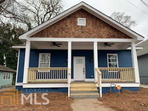 479 Willard Ave #6, Atlanta, GA 30310 (MLS #8543838) :: Bonds Realty Group Keller Williams Realty - Atlanta Partners