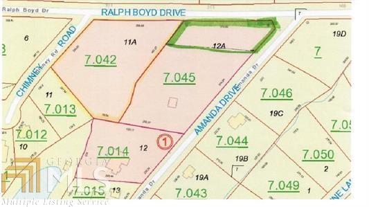 0 Amanda Dr 12A, Wedowee, AL 36278 (MLS #8543879) :: Rettro Group