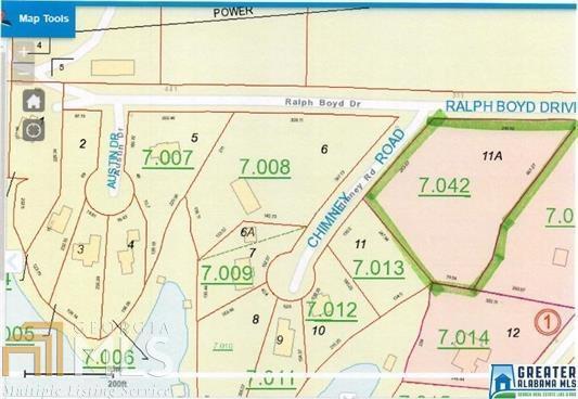0 Chimney Dr 11A, Wedowee, AL 36278 (MLS #8543886) :: Rettro Group