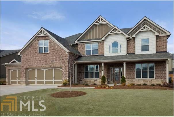 3915 Amberhill Cir #44, Cumming, GA 30040 (MLS #8544857) :: Bonds Realty Group Keller Williams Realty - Atlanta Partners