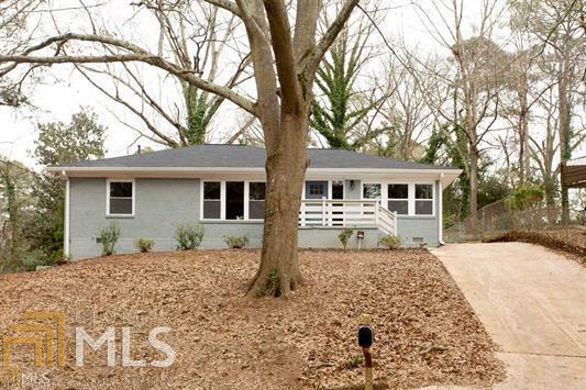1622 San Gabriel Ave, Decatur, GA 30032 (MLS #8544876) :: Bonds Realty Group Keller Williams Realty - Atlanta Partners