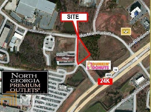 0 Dawson Industrial, Dawsonville, GA 30534 (MLS #8544889) :: Royal T Realty, Inc.
