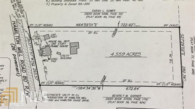 3671 Hamilton Mill Rd, Buford, GA 30518 (MLS #8546030) :: Anita Stephens Realty Group