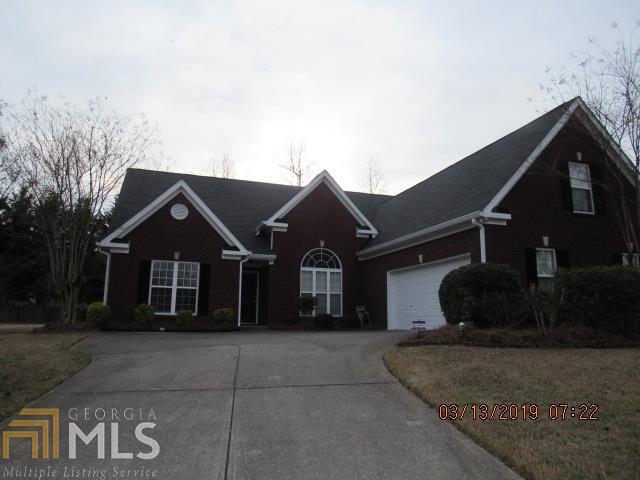 1222 Oakhaven Way, Lawrenceville, GA 30043 (MLS #8546521) :: The Stadler Group