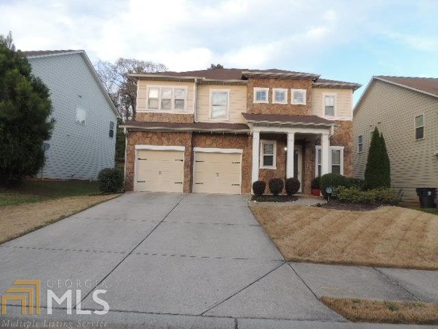 4366 Alysheba Dr, Fairburn, GA 30213 (MLS #8547043) :: Buffington Real Estate Group