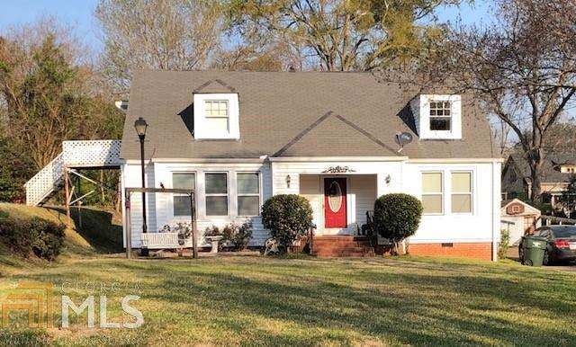 307 Hill St, Thomaston, GA 30286 (MLS #8548157) :: Buffington Real Estate Group