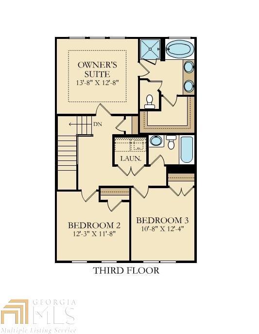 2476 Georgetown Ave #24, Atlanta, GA 30345 (MLS #8548393) :: Buffington Real Estate Group