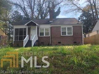 199 Whitaker Cir, Atlanta, GA 30314 (MLS #8548934) :: Rettro Group