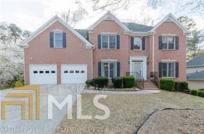 2140 Bentbrooke Trail, Lawrenceville, GA 30043 (MLS #8549804) :: Buffington Real Estate Group