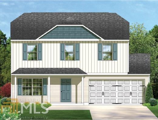403 N Cary St #12, Lagrange, GA 30241 (MLS #8549960) :: Buffington Real Estate Group