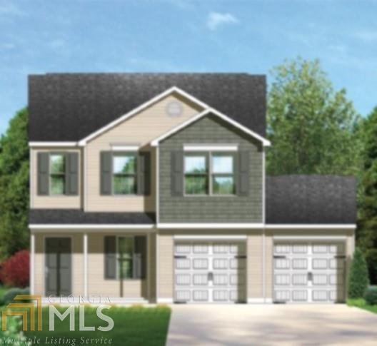 402 Bridgette Blvd #24, Lagrange, GA 30241 (MLS #8550036) :: Buffington Real Estate Group