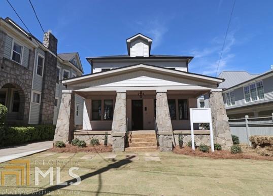 1392 Piedmont Ave, Atlanta, GA 30309 (MLS #8553874) :: Buffington Real Estate Group