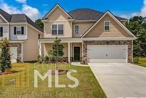 215 Beckley Dr, Richmond Hill, GA 31324 (MLS #8554567) :: Military Realty