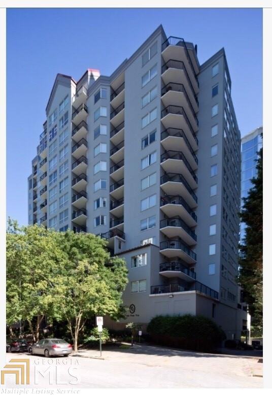275 13th St #809, Atlanta, GA 30309 (MLS #8555490) :: Rettro Group