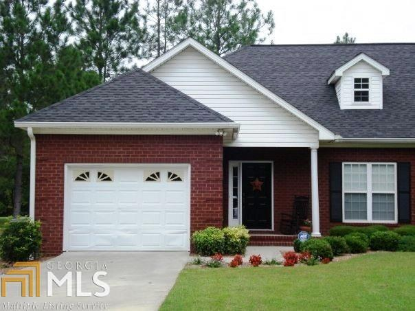 1179 Golf Club Rd, Statesboro, GA 30458 (MLS #8557651) :: RE/MAX Eagle Creek Realty