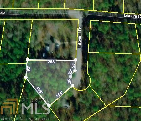 0 Tall Wood Dr, Pine Mountain, GA 31822 (MLS #8566034) :: Team Cozart
