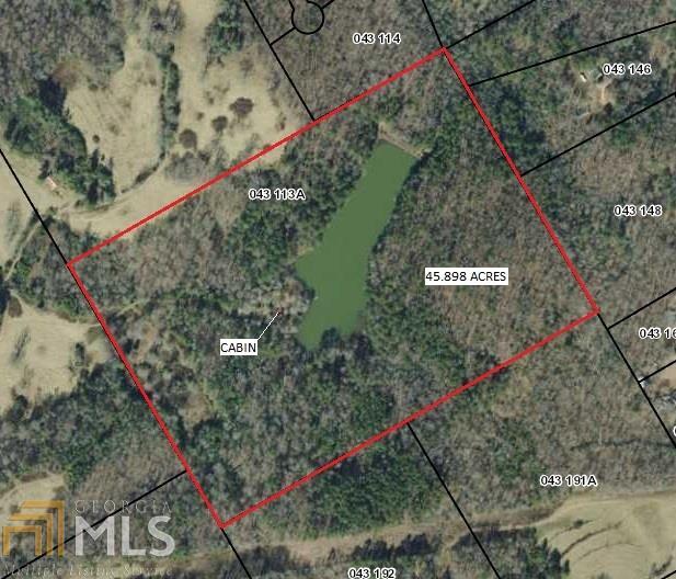 45.898 AC Paradise Park Spur Tract 1, Cornelia, GA 30531 (MLS #8566571) :: Buffington Real Estate Group