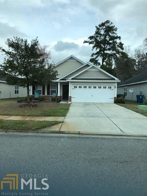 22 Old Mill, Port Wentworth, GA 31407 (MLS #8566626) :: The Heyl Group at Keller Williams