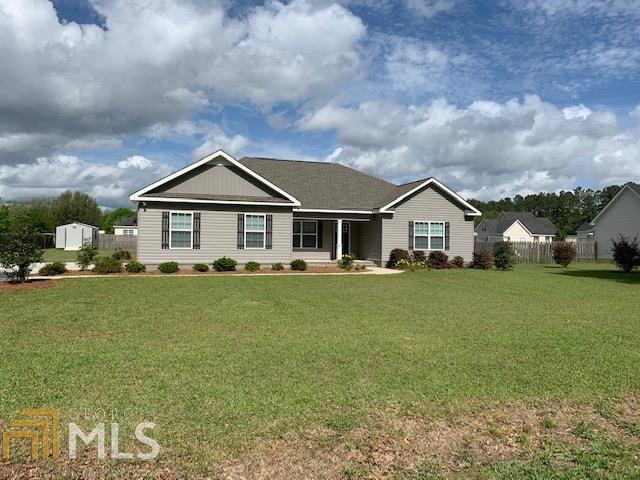 793 Spence Dr., Brooklet, GA 30415 (MLS #8566723) :: RE/MAX Eagle Creek Realty