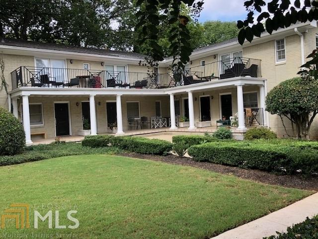 866 Briarcliff Rd C2, Atlanta, GA 30306 (MLS #8574441) :: Rettro Group