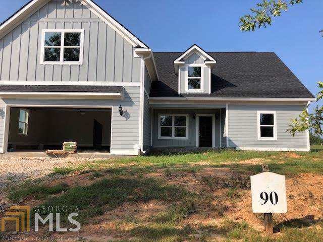1671 Quail Crossing County Rd 548 Lot 90, Lanett, AL 36863 (MLS #8574515) :: Buffington Real Estate Group
