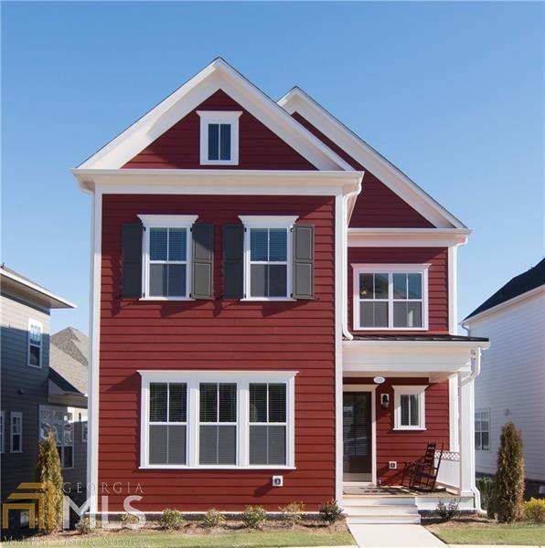 135 Rowan Ave, Alpharetta, GA 30009 (MLS #8575201) :: Buffington Real Estate Group