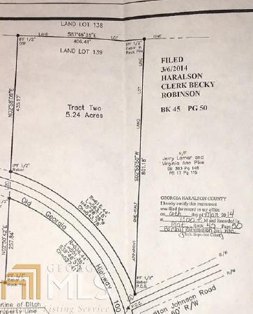 0 Old Highway 100, Waco, GA 30182 (MLS #8577107) :: Rettro Group