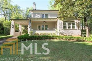1965 Ponce De Leon Ave, Atlanta, GA 30307 (MLS #8578025) :: Buffington Real Estate Group