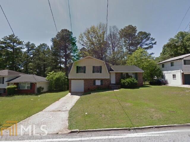 6513 King William Dr, Morrow, GA 30260 (MLS #8578981) :: Buffington Real Estate Group