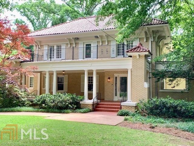 871 Springdale Rd, Atlanta, GA 30306 (MLS #8581231) :: Buffington Real Estate Group