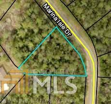 0 Marina Isle Dr, Woodbine, GA 31569 (MLS #8588374) :: Rettro Group