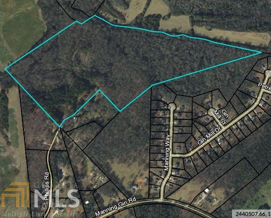 0 Phillips Rd Tract 1, Monroe, GA 30656 (MLS #8591927) :: Rettro Group