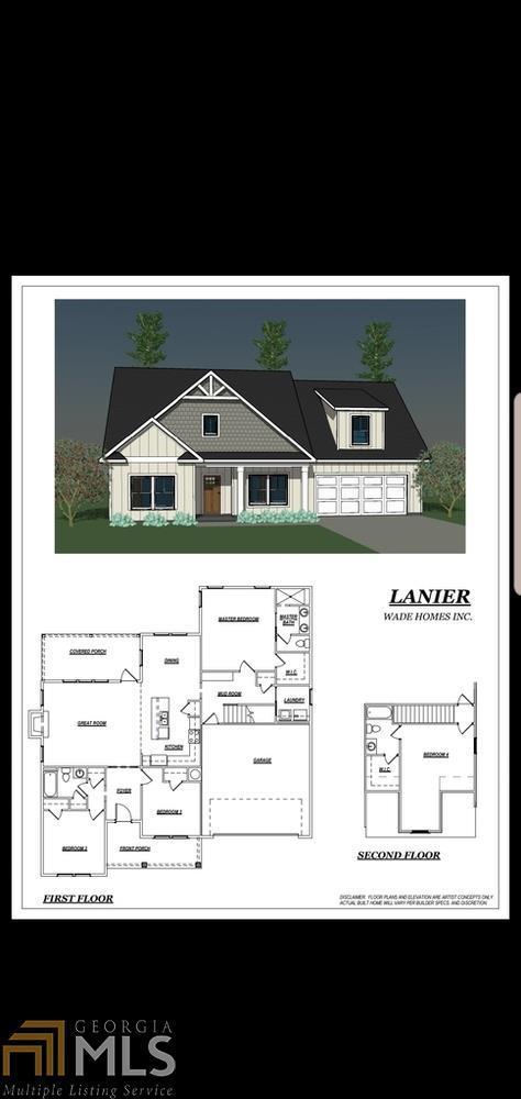489 Lloyd St #7, Monticello, GA 31064 (MLS #8593540) :: Rettro Group