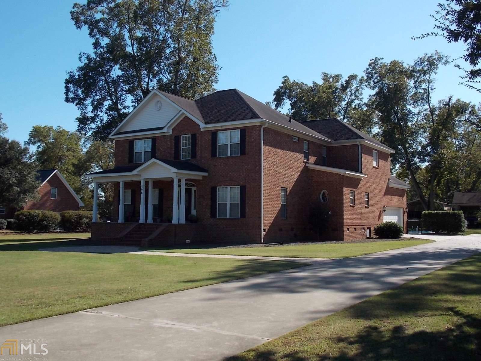726 West Lane St, Brooklet, GA 30415 (MLS #8594008) :: RE/MAX Eagle Creek Realty