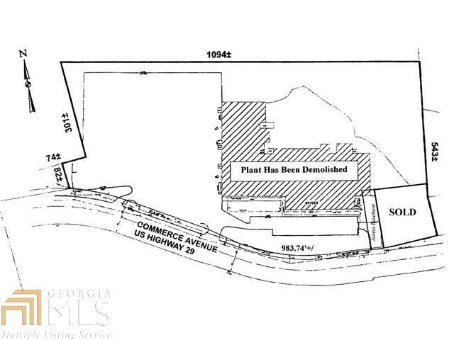 311 Commerce Ave, Lagrange, GA 30241 (MLS #8595185) :: Rettro Group