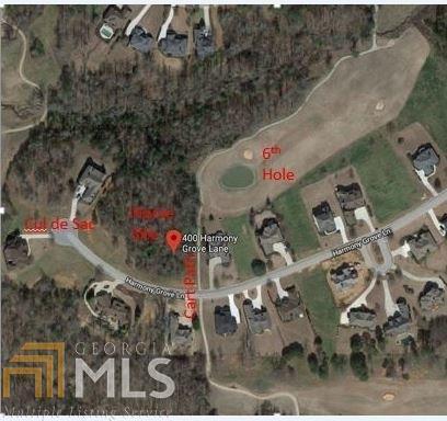 400 Harmony Grove Ln, Jefferson, GA 30549 (MLS #8596359) :: Rettro Group