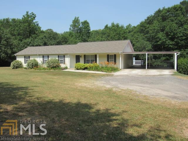 98 Thurmond Rd, Statham, GA 30666 (MLS #8598126) :: The Heyl Group at Keller Williams