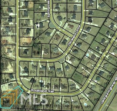 0 Southland Trl Lot 36, Byron, GA 31008 (MLS #8598536) :: Rettro Group