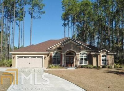 453 Millers Branch Dr, St. Marys, GA 31558 (MLS #8599854) :: Royal T Realty, Inc.
