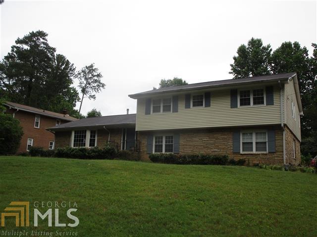 5136 Davantry Dr, Atlanta, GA 30338 (MLS #8599909) :: The Heyl Group at Keller Williams
