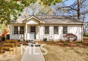 289 Grover St, Marietta, GA 30060 (MLS #8600340) :: The Heyl Group at Keller Williams