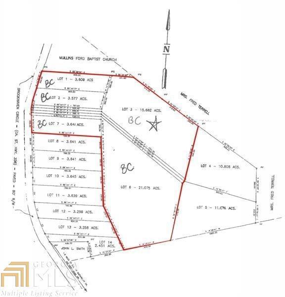 0 Brookhaven Cir, Toccoa, GA 30577 (MLS #8601037) :: Rettro Group