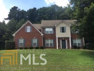 125 Shenandoah Trce, Fayetteville, GA 30214 (MLS #8601409) :: Ashton Taylor Realty