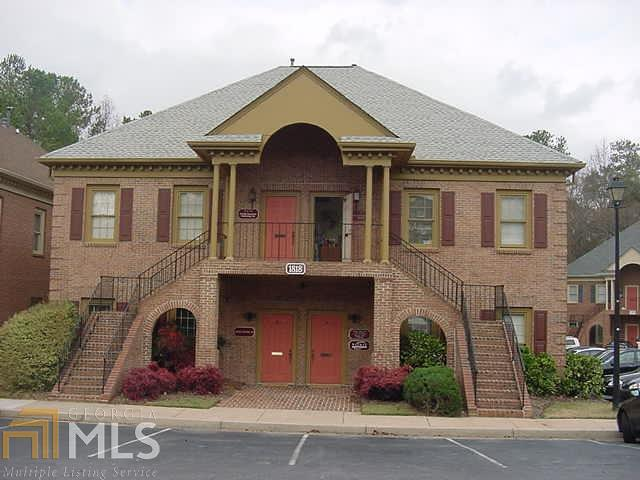 1818 Independence Sq C, Dunwoody, GA 30338 (MLS #8601422) :: Royal T Realty, Inc.