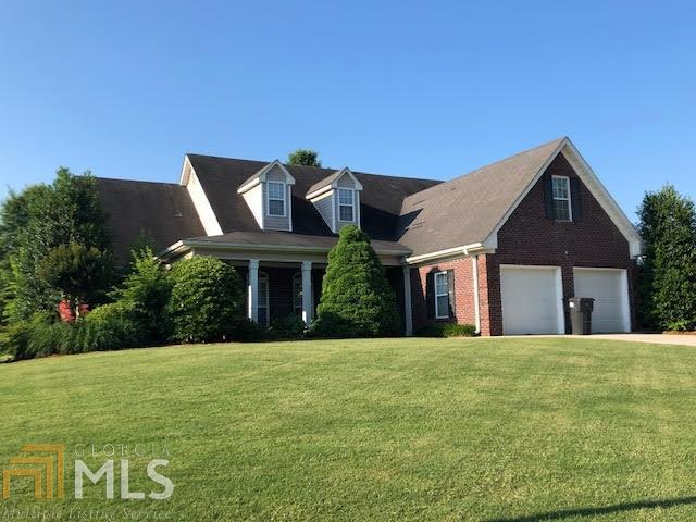 45 Bent Creek Way, Covington, GA 30014 (MLS #8602051) :: The Heyl Group at Keller Williams