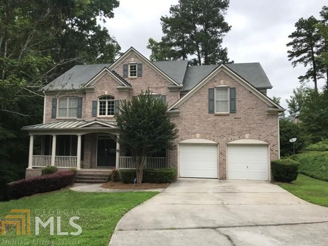 7423 Simon St, Atlanta, GA 30349 (MLS #8603517) :: The Heyl Group at Keller Williams